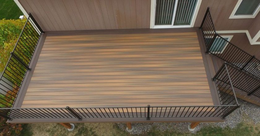 What is composite decking material- Benefits for your home?