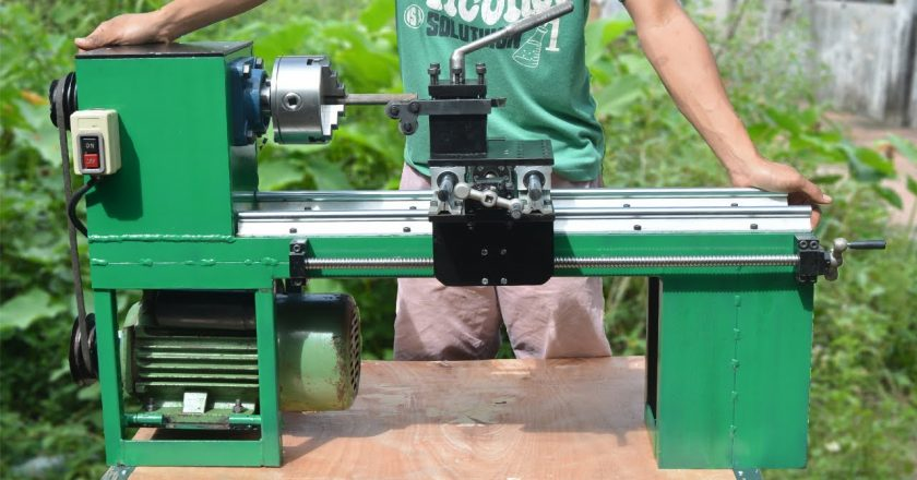 Tips and types of metal lathes